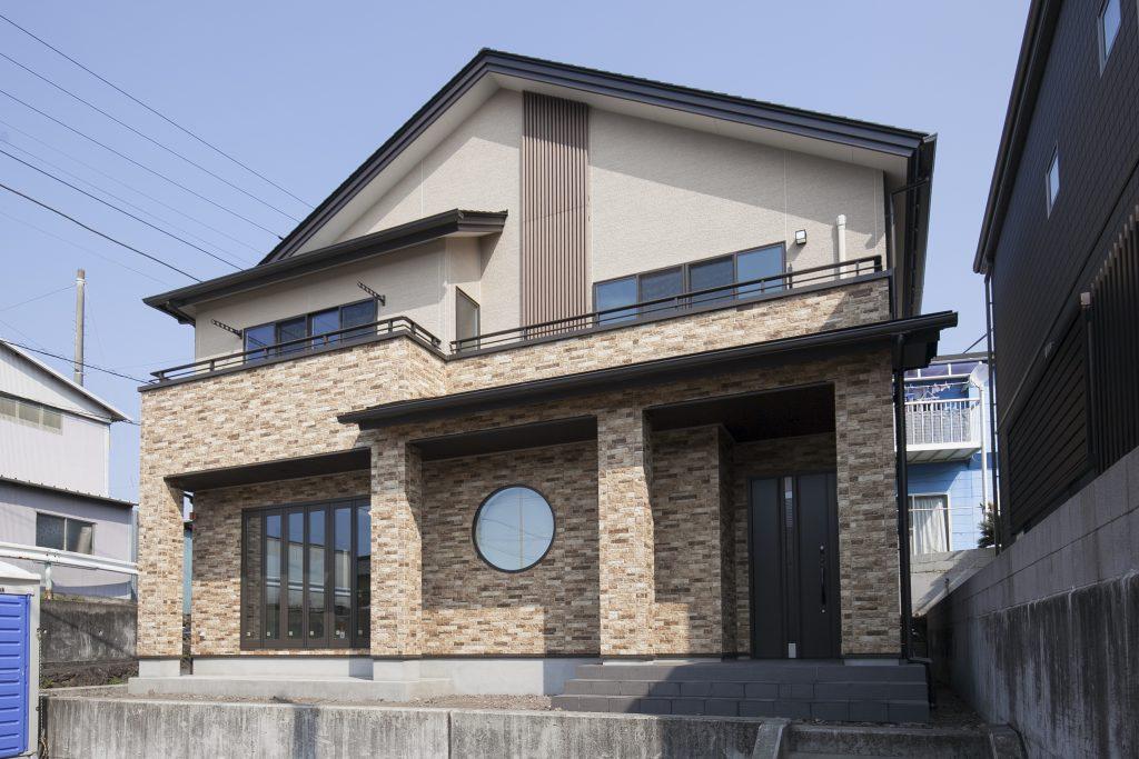 近代的でオシャレ!癒される和洋風の家 富士市K様邸