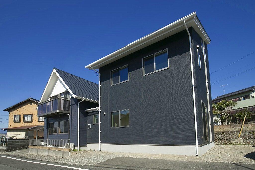 富士モデルハウスの間取りを参考に増改築された家 富士宮市S様邸