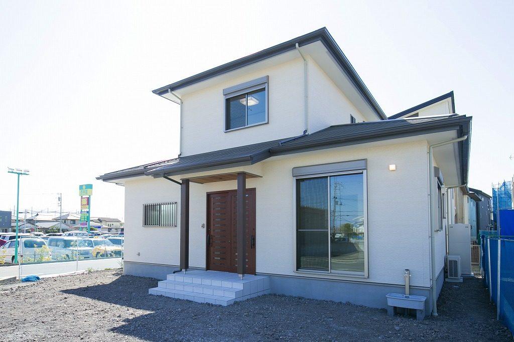 畳敷きでゆったり暮らせる明るく快適な家 富士市M様邸